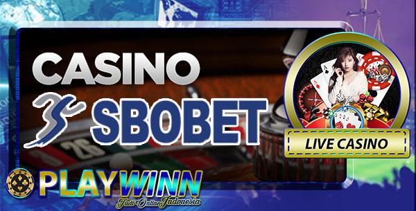 Judi Online Casino Sbobet Indonesia