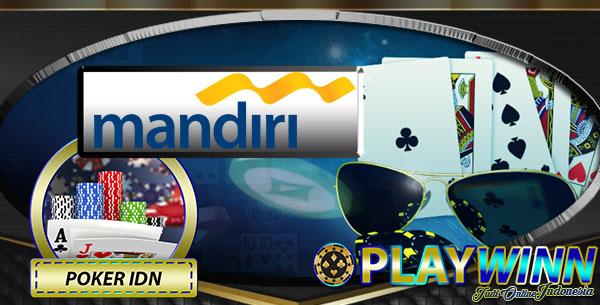 Situs Poker Indonesia Bank Mandiri