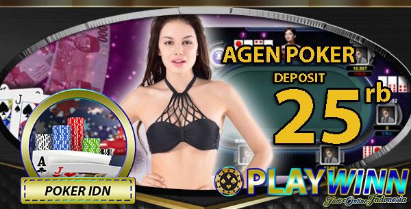 Situs Poker Online Deposit 25ribu