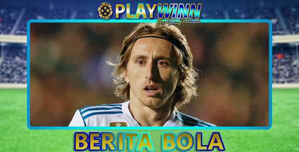 Real Madrid Siap Untuk Menaikan Gaji Luka Modric
