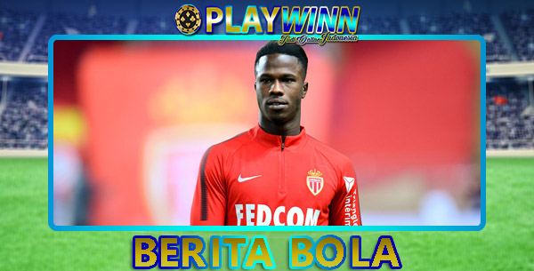 Inter Milan Meminjam Striker AS Monaco , Balde Keita