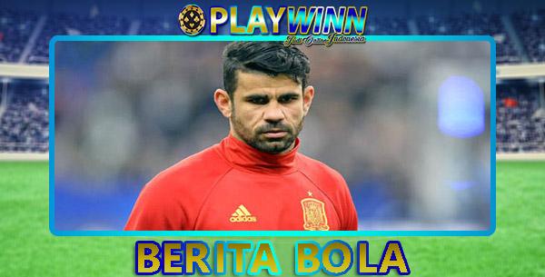 Costa Merasa Karirnya Terbuang Sia-Sia Di Chelsea