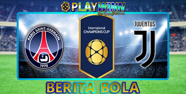 Final Champion Antara PSG Vs Juventus Sangat Pas