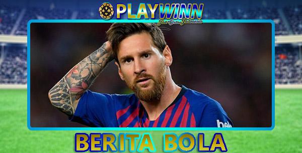 Alasan Pelatih Barcelona Mencadangkan Lionel Messi