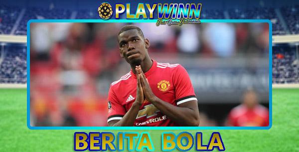Ban Captain Paul Pogba Dicabut Mourinho